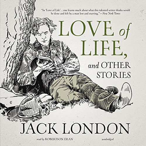 Love of Life, and Other Stories  Audiolibri
