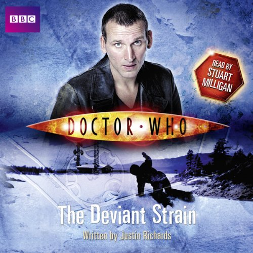 Doctor Who: The Deviant Strain audiobook cover art