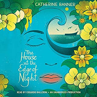The House at the Edge of Night audiobook cover art