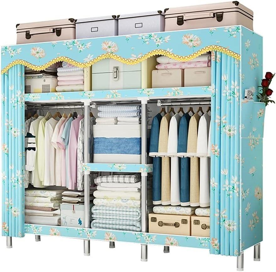 BIAOYU Wardrobe Portable Foldable Stor Clothes New item Closet sale
