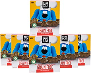 Blue Dog Bakery Grain Free Peanut Butter & Molasses