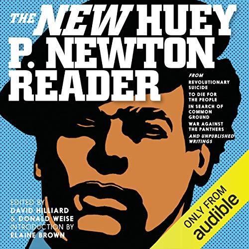 The New Huey P. Newton Reader cover art