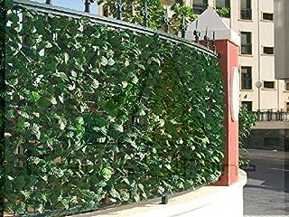 Catral 43020012 Seto Artificial Hedra, Verde, 300 x 3 x 100