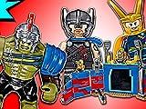 Clip: Thor Ragnarok Thor vs. Hulk Arena Clash