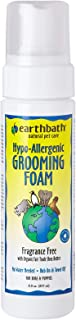Earthbath Hypo-Allergenic Waterless Grooming Foam for Dogs
