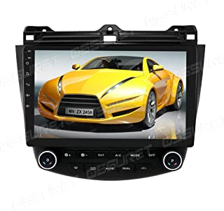 10.1 Inch Android 10 Car Radio for Honda Accord 7 2004 2005 2006 2007 Car Stereo Mirror Link FM Bluetooth Audio Video GPS ...