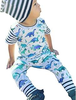 Prevently Baby Jumpsuit kurzärmelige Streifen Schiedsrichter Crawling Kleidung Strampler Kleinkind Baby Jungen gestreifter Fußball Schiedsrichter Spielanzug Overalls Bekleidung
