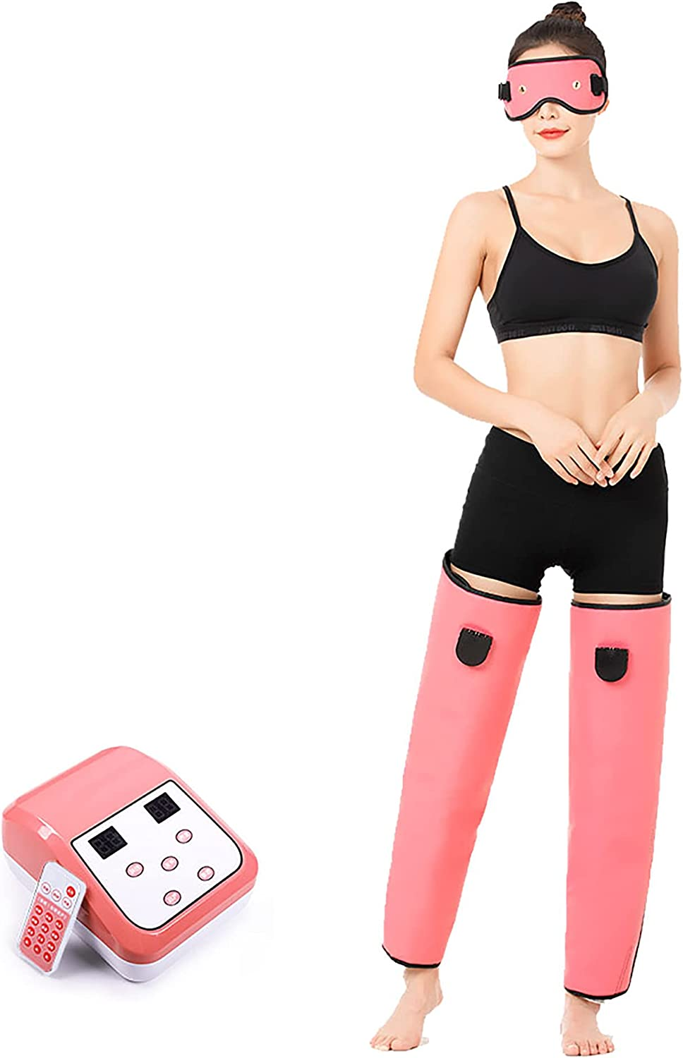 Portable Leg Massager Massage by Elec Lowest price challenge to Waves Calf Max 45% OFF Pressure