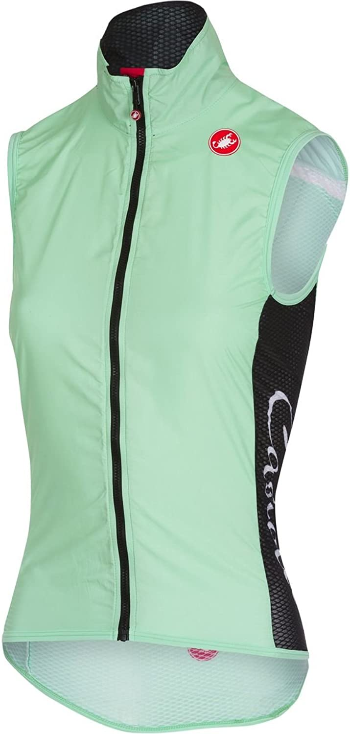 Castelli 2018 Women's Pro Light Wind Cycling Vest  C18050