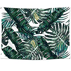 dorm room wall decor palm tree tapestry