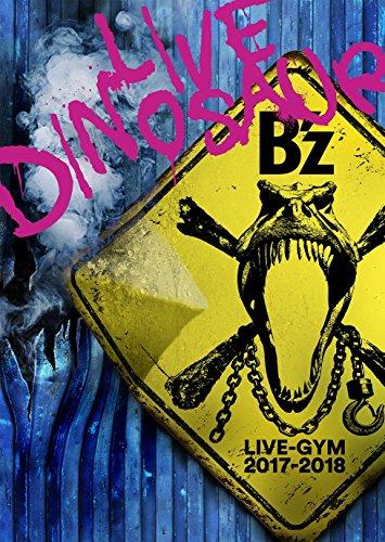 """メーカー特典あり B'z LIVE-GYM 2017-2018 """"LIVE DINOSAUR"""