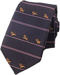 Animal Lovers' Collection Neck, Bow Tie & Pocket Square Matching Set