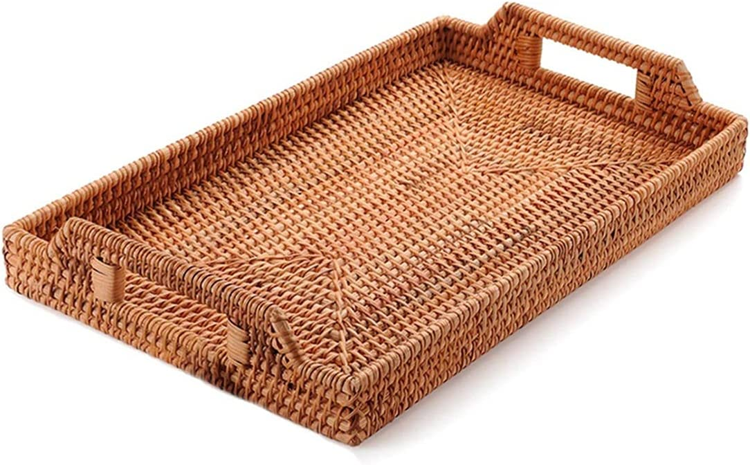 WODEJIA Beauty products Coffee Gorgeous Table Decorative Dec Tray Serving