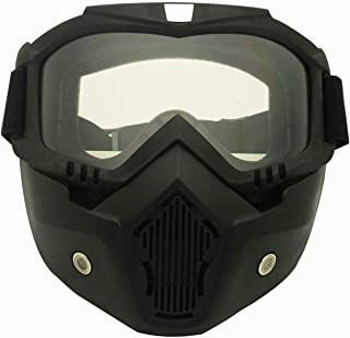 TPU PC Motorcycle Helmet Riding Off Road Equipment Outdoor Mask High End Lens Mask Goggles