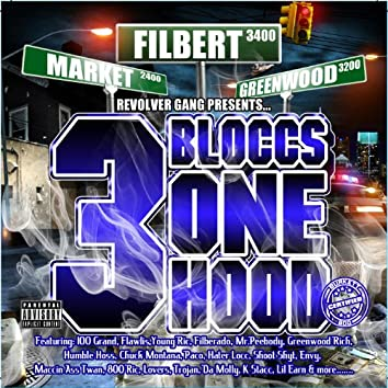 3 Bloccs One Hood