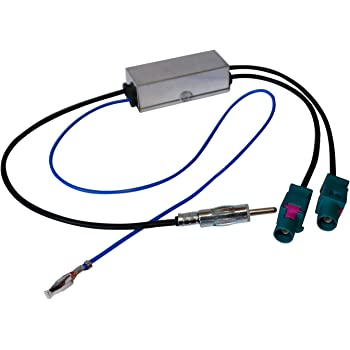 Aerzetix C4561 Radioantennenadapter Fakra-DIN