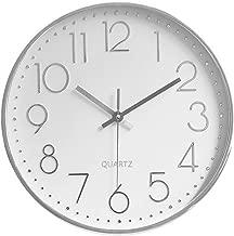 Best metallic wall clock Reviews