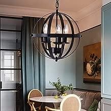 farmhouse lighting living room