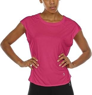 56362d80b873a icyzone Yoga Tops Activewear Raglan Workout Tank Tops Fitness Sleeveless  Shirts for Women