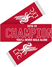 Liverpool FC Champions Scarf