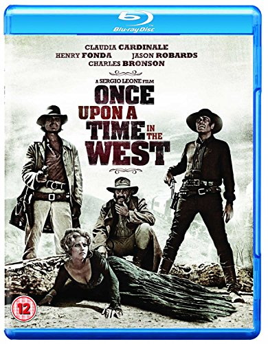 Once Upon A Time In The West [BLU-RAY]