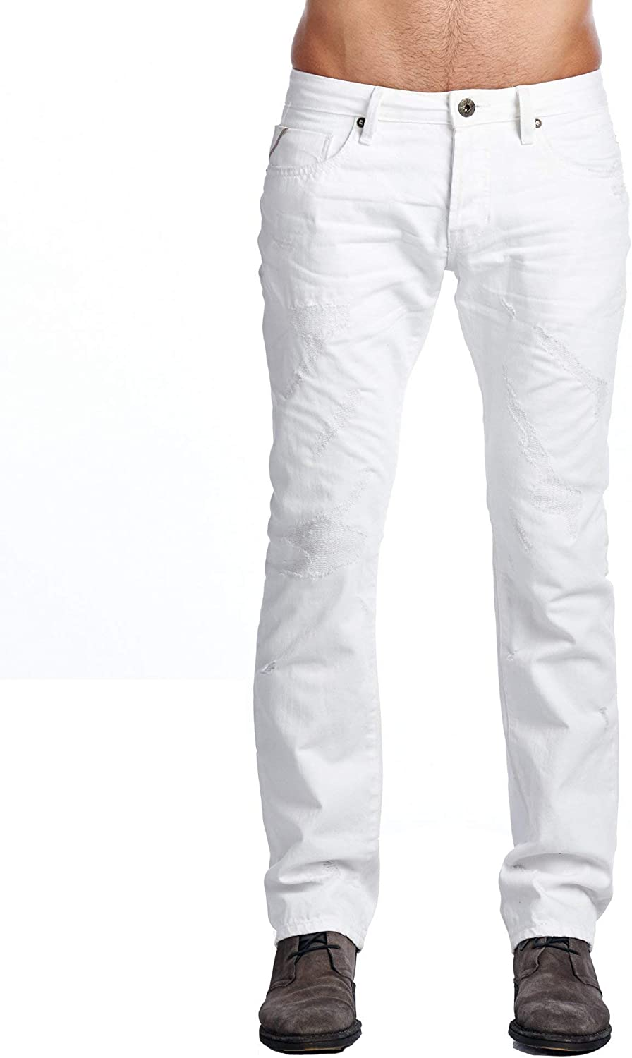 Cult of Individuality Men's Tall Size Rebel Straight