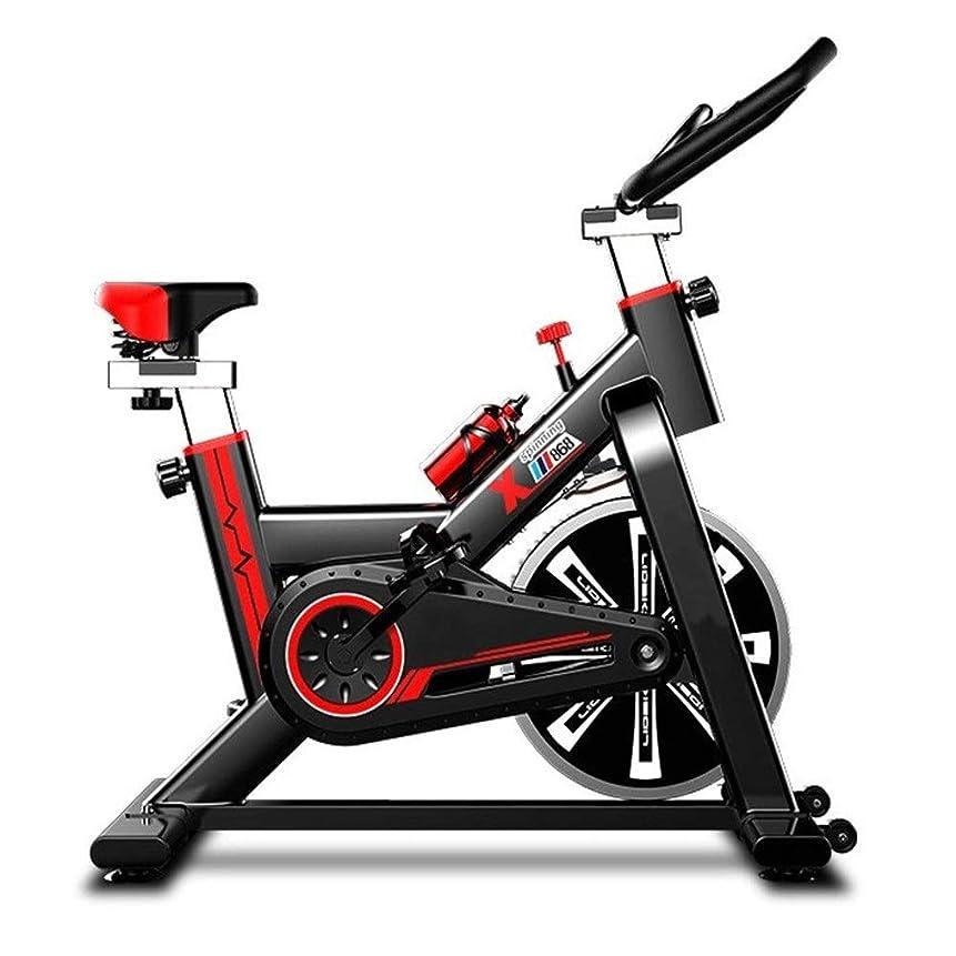 資金申し込む良心的室内サイクリングエアロバイク 訓練コンピュータおよび楕円形の十字のトレーナーのエアロバイクが付いている屋内高度の自転車のトレーナー Fitness Cardio Homeサイクリング