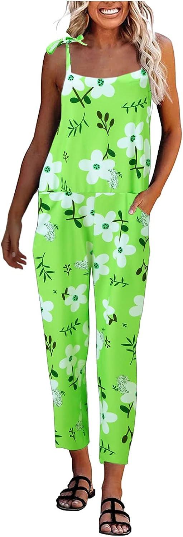 Fashion Sale Women's Leopard Print Straps Leg New product!! Pockets Wide with Vinta