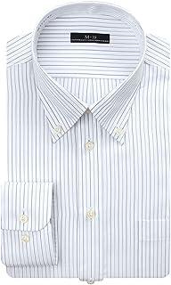 (ビジネススタイル アルフ) 長袖 ワイシャツ イージーケア 形態安定 Yシャツ カッターシャツ ビジネス/sun-ml-scl-1131-alf