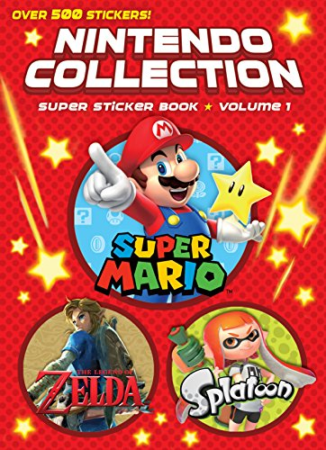 Nintendo Collection: Super Sticker Book: Volume 1 (Nintendo)