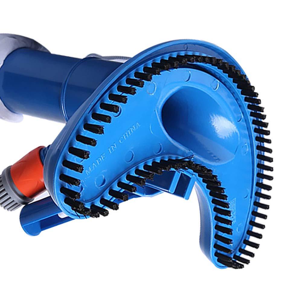 WANGLAI Robot Limpiador automático de Piscinas, Limpiador de ...