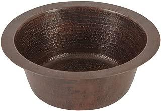 Best copper sink round Reviews