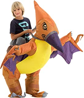 Inflatable Dinosaur Costume for Kids with Sound