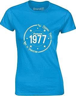 Mesdames T-Shirt imprim/é Girls Who Run The World Brand88
