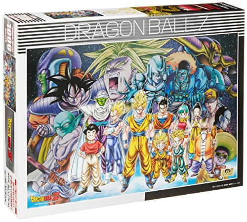 Dragonball Z Protect The Galaxy Puzzle 1000 pièces (n°1000-83)