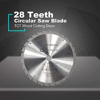 255 x 25.4 saw blade