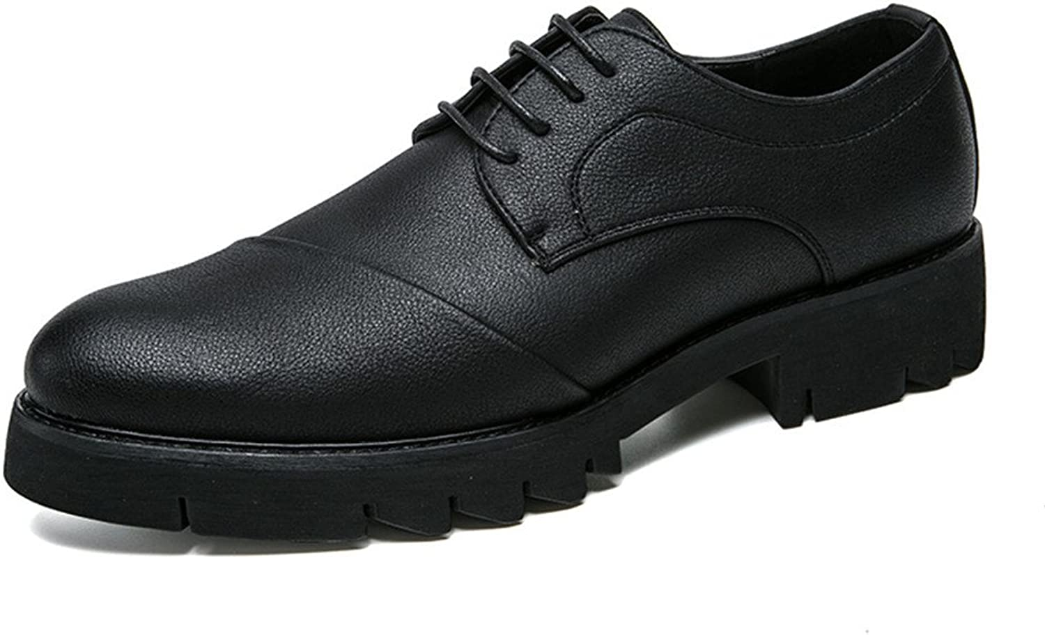 shoes Men's Business Oxford Fashion Simple Classic Soft Comfortable Round Toe Formal shoes Leather shoes