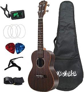 21/'/' Ukulele Sopran Gitarre Acoustic Guitar 4-String Kinder Geschenk