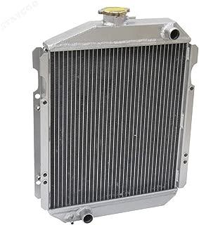 STAYCOO Aluminum Tractor Radiator for John Deere 850 900HC 950 CH19293 CH12622 CH14024 & Yanmar YM2500 YM3000 YM3110