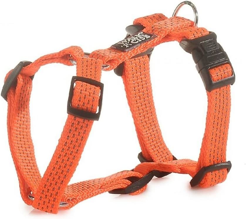 SHARPLES Walk R Cise Reflective Harness Medium 45-70cm pack of 1