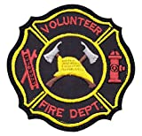 Firefighter Volunteer Hook...image