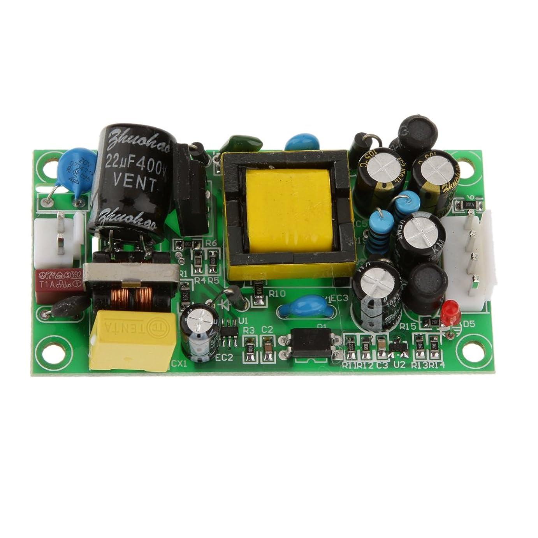 つば絶対に配送【ノーブランド品】12V 1A 5V 1AデュアルACに電源モジュール回路DCスイッチング絶縁型