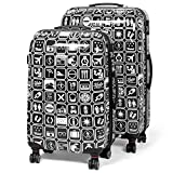 MasterGear - Valises tailles Cabines, Medium ou Grandes - Set de 2 ou 3 Valises possibles - Coque...