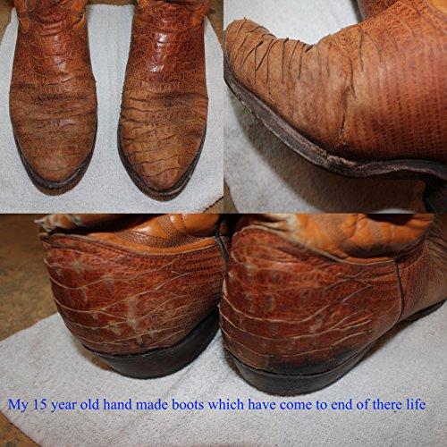 Furniture Leather Max Leather Refinish and Restorer 4 Oz Jar (Leather Repair) (Leather Restore) (Vinyl Repair) (Dark Brown)
