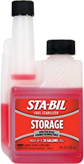STA-BIL 22208-12PK Fuel Stabilizer, (8oz, Pack of 12)