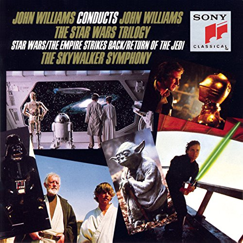 Price comparison product image John Williams Conducts John Williams: The Star Wars Trilogy (Star Wars,  The Emperor Strikes Back,  Return Of The Jedi)