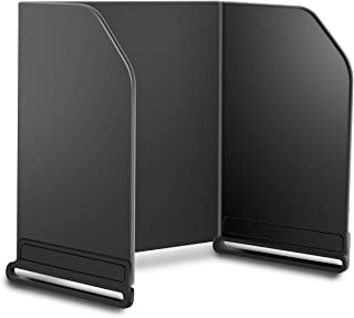 Anbee 折畳み式 モニター サンシェード 携帯電話 タブレットPC サンフード サンシールド (DJI Mavic Pro/Spark/Mavic Mini/Mini 2 / Inspire/Mavic 2等に対応) (L168)