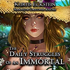 The Daily Struggles of an Immortal: A Superhero Adventure