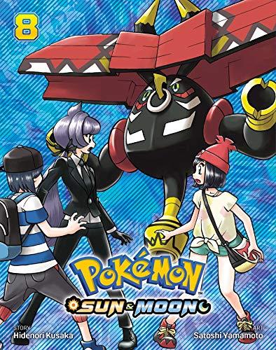 Pokémon: Sun & Moon, Vol. 8, Volume 8