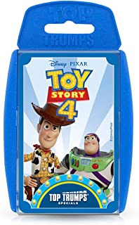 Toy Story 4 Top Trumps Specials Card Game, WM01233-EN1-6